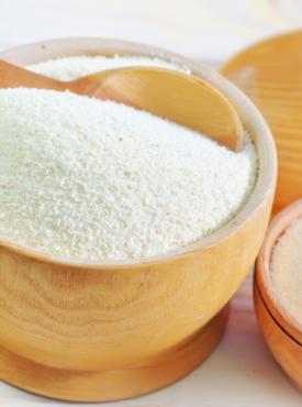 Flour & Sooji